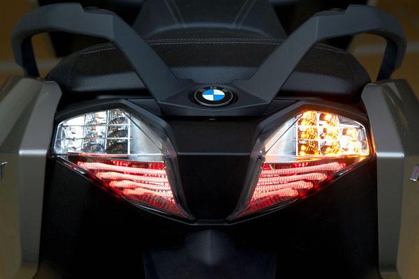 LEDs BMW C 600 Sport y C 650 GT