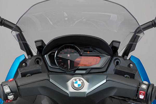 Instrumentacion BMW C 600 Sport y C 650 GT