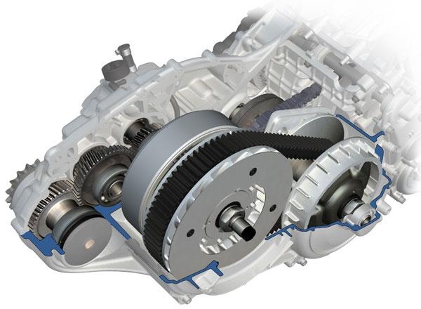 Transmision CVT BMW C 600 Sport y C 650 GT