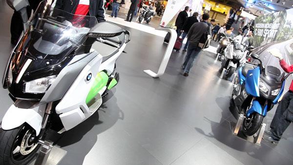 BMW en el EICMA 2012 (3)