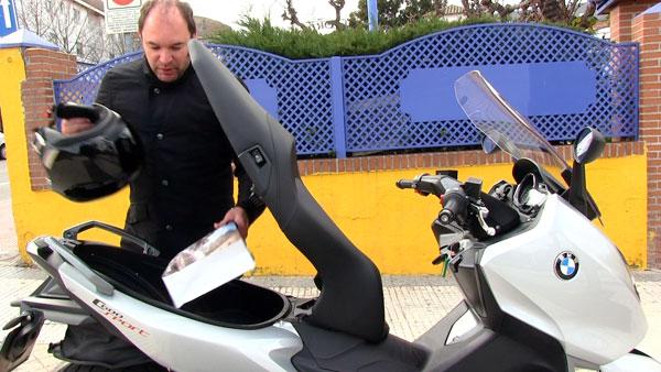 Flexcase BMW C 600 Sport