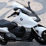 BMW C 600 Sport blanca (5)