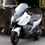 BMW C 600 Sport blanca (1)